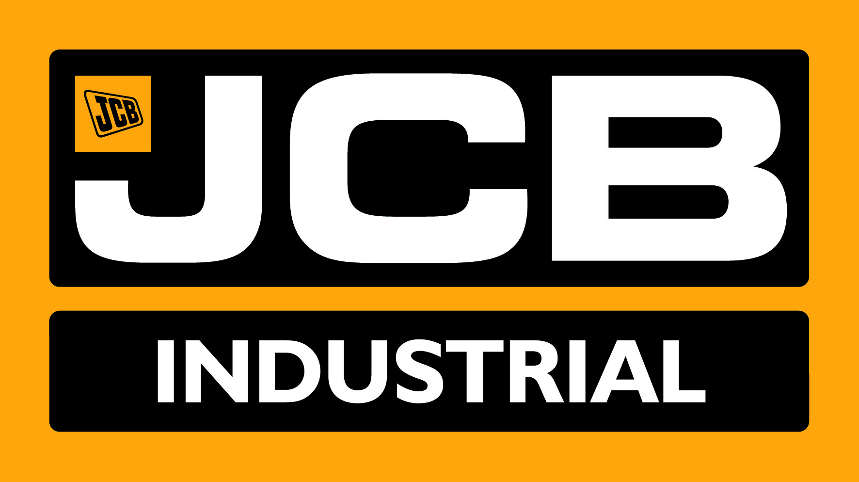 JCB logo Industrial 4col stacked